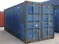 Containers, non-ferrous metals
