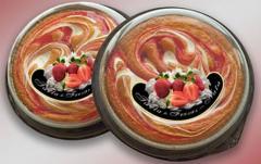 Τάρτα με κρέμα, με κρεμα κακαο, με κρεμα λεμονι, με κρεμα φραουλα και με μηλο
