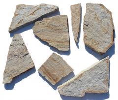 Ακανόνιστη Ασημί | Ακανόνιστες πέτρες
