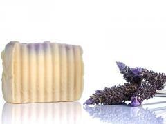 Σαπούνι ελαιόλαδου με άρωμα λεβάντας