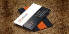 Επαγγελματικές κάρτες 1000τμχ 1όψης 4χρωμη