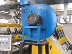 Vacuum absorption fan-μοτέρ για vacuum