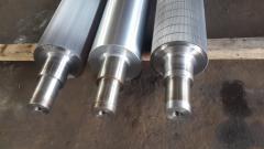 Corrugating rolls-γρανάζια παραγωγης οντουλε