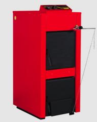 Ο λέβητας ξύλου Kombi kn έχει την δυνατότητα να καίει κάθε μορφής στερεά καύσιμα (καυσόξυλα, κάρβουνο κ.α.), τα οποία υπάρχουν άφθονα στην χώρα μας. Χωρίς χρονοβόρες διαδικασίες μετατρέπεται σε λέβητα υγρών ή αερίων καυσίμων, με υψηλό βαθμό απόδοσης.
