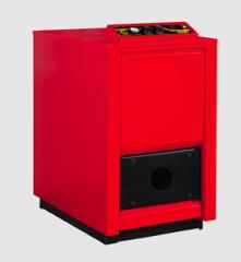 Gas floor boilers