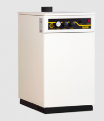 Gas-fired boilers