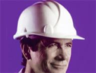 Κράνη  ατομικής προστασίας  από πολυαιθυλαίνιο, λειτουργικό και κομψό