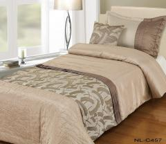 Set bed Spread 210x230cm with two pillowcases 50x70cm