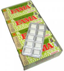 Τσίκλα Χίου ΕΛΜΑ (ELMA Classic chewing gum with mastic and sugar)