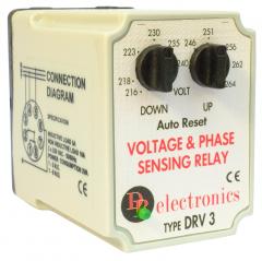 Ηλεκτρονικός & φάσης αίσθησης ΡΕΛΕ DRV1,