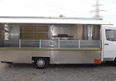 Food Truck Mercedes-Benz 307D