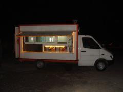 Mercedes-Benz Sprinter '97 Food Truck