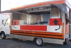 Fiat '95 Food Truck