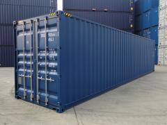 40hc container καινουργιο