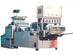 Γραμμή παραγωγής κριτσινιών από EXTRUDER EX - 300