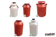 Barrels for pickling