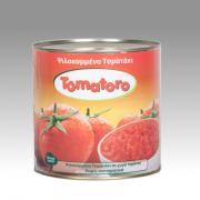 Ψιλοκομμένα τοματάκια σε χυμό τομάτας (400g -