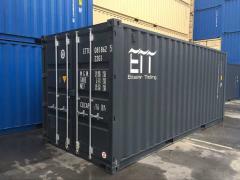 20'hc container καινούργιο