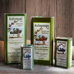 Вирджиния дополнительное оливковое масло Колимбари