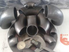 Steel Elbows EN10235-1/2 Seamless/Welded 3D/5D