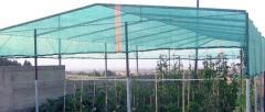 Δίχτυ Σκίασης - Shading Net - Deep Green - 80% Shade - 120 grams/sqm - 6mX50m