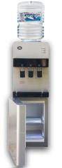 Ψύκτες νερού με ψυγείο για μπουκάλα OASIS Deluxe Silver Fridge