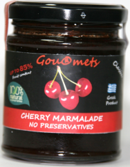 Cherry Marmalade with 85% fruit content