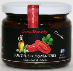 Sun dried Tomatoes Gou®mets