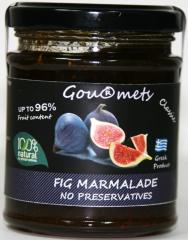 Fig Marmalade with 96% fresh fruit - NO PRESERVATIVES