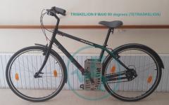 TRISKELION BICYCLE MECHANISM