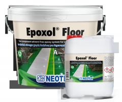 Self-leveling Epoxy Floors
