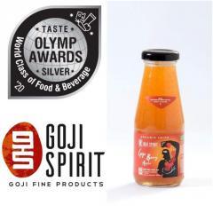 Βιολογικός Χυμός Goji berry - Mήλο