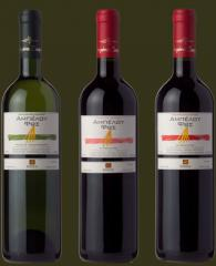 Ερυθρό κρασί, Ροζέ κρασί,  Λευκό κρασί ΑΜΠΕΛΟΥ ΦΩΣ