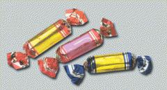 Καραμέλες  (Καρύδα, Πραλίνα, Κακάο) καλής