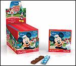 Σοκολάτες Mickey, Μίκυ σοκολατομπαράκια 40gr,