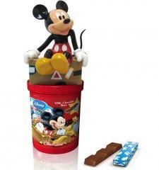 Σοκολατομπαράκια Γάλακτος Mickey σε κυπελάκι
