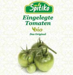 Τουρσί πράσινη ντομάτα καλής ποιότητας