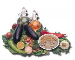 Σαλάτες Τζατζίκι και Ρώσικη σαλάτα καλης ποιότητας