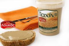 Φυσικό προϊόν ταχίνι από διαλεγμένους σπόρους