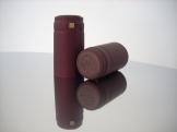 Καψύλλια PVC 31x60mm Μπορντώ και Καψύλια Aluminium
