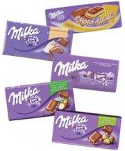 Σοκολατες milka καλής ποιότητας