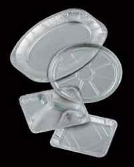 Σκεύη Αλουμινίου μίας χρήσης από 100 % καθαρό