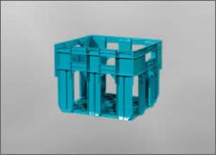 Τελάρο Γαλακτοκομικών 35 X 35 X 28 cm. Συσκευασία είναι 180 τεμ. (παλέτα)