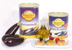 Μελιτζανοπολτός Κονσέρβα 4,2 kg, 3 kg