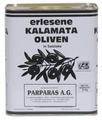 Ελιές Καλαμών Δοχείο 8 kg, 20 kg