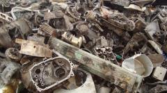 Aluminium tense scrap, without any atachament
