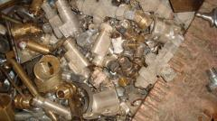 Mixed honey brass, aprox 100 mt/month