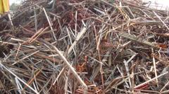Copper scrap(birch cliff), mill berry scrap,