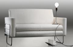 Διθέσιος Καναπές - Μονό Κρεβάτι