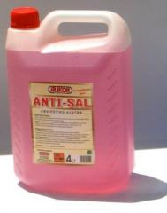 Αφαιρετικό Αλάτων Πλυντηρίων Πιάτων Anti - sal
